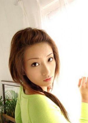 Японская моделька Nao Yoshizaki