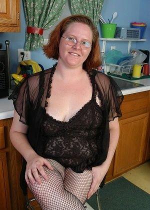 Adrienne Plump - На кухне - Галерея № 3524175