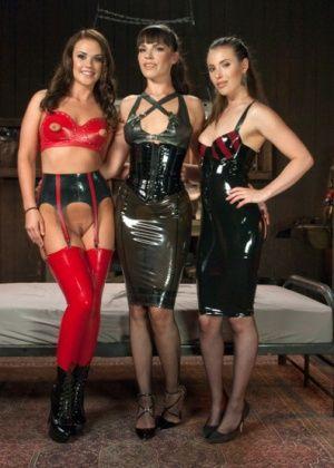 Casey Calvert, Dana Dearmond, Roxy Raye - Латекс - Галерея № 3429726