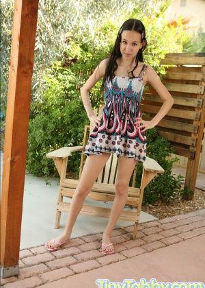 Amai Liu, Tiny Tabby - Нижнее белье - Галерея № 2981240