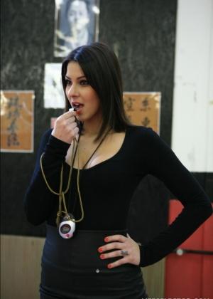 Cindy Hope, Doris Ivy, Sandra Rodriguez, Tiffany Doll, Vanda Lust, Nesty - Мастурбация - Галерея № 3548528