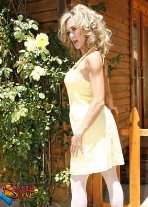 Brandi Love - В колготках - Галерея № 3501386