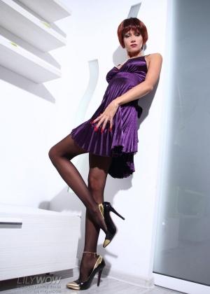 Lily Wow - В колготках - Галерея № 3549972