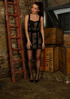 Sophia Smith - В колготках - Галерея № 3550592