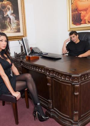 Kayla Carerra - В офисе - Галерея № 3498490