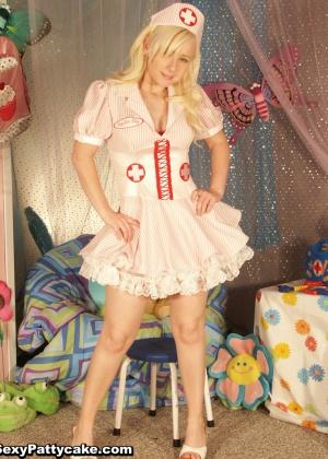 Sexy Pattycake - Медсестра - Галерея № 3421982
