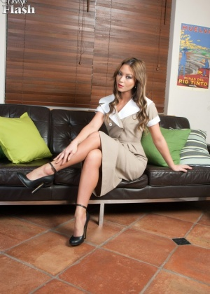 Natalia Forrest - В колготках - Галерея № 3467296