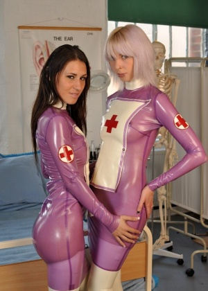 Jess West, Ashleigh Doll - Медсестра - Галерея № 3514798