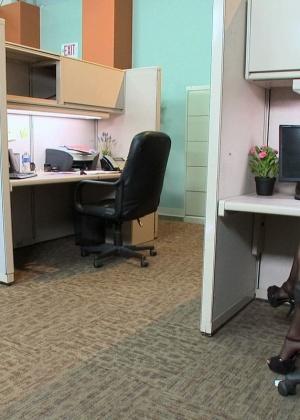 Ava Addams, Danny Mountain - В офисе - Галерея № 3442291
