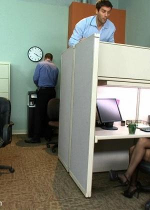 Ava Addams - В офисе - Галерея № 3457340