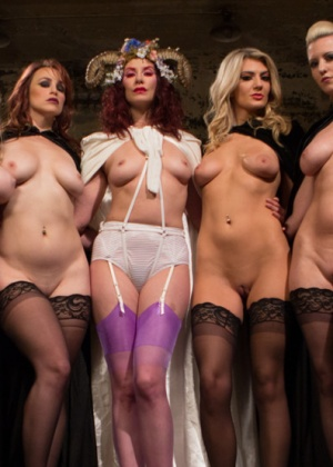 Maitresse Madeline, Aiden Starr, Amanda Tate, Cherry Torn, Jay Wimp, Jay Wimp, Bella Rossi - Писсинг - Галерея № 3427367
