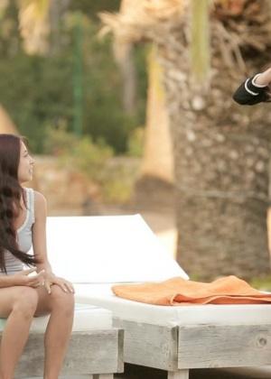 Christy Charming, Irina J Lidija - В сауне - Галерея № 3377041