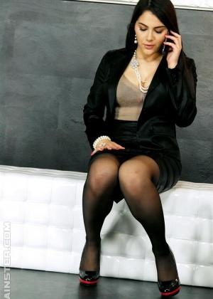 Valentina Nappi - Секретарша - Галерея № 3456695