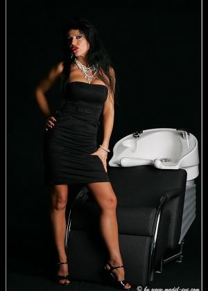 Model Eve - В чулках - Галерея № 3551219