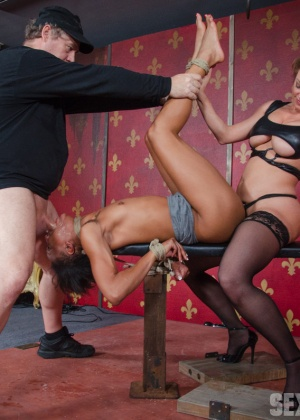 Nikki Darling, Matt Williams, Darling - Секс втроем - Галерея № 3545769