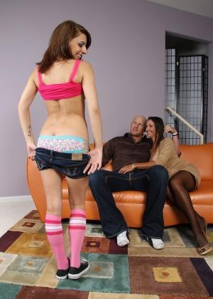 Секс втроем - Галерея № 3125915