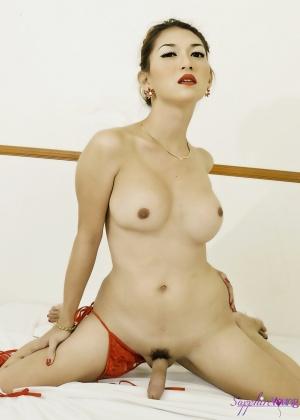 Sapphire Young - Транссексуал - Галерея № 3356078