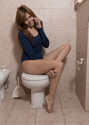 В туалете - Галерея № 3494249