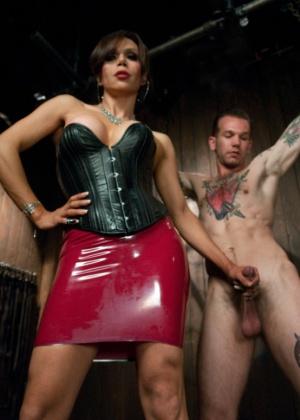 Will Havoc, Sofia Sanders - Транссексуал - Галерея № 3340258