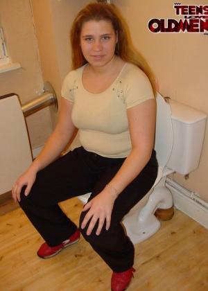 В туалете - Галерея № 3507758
