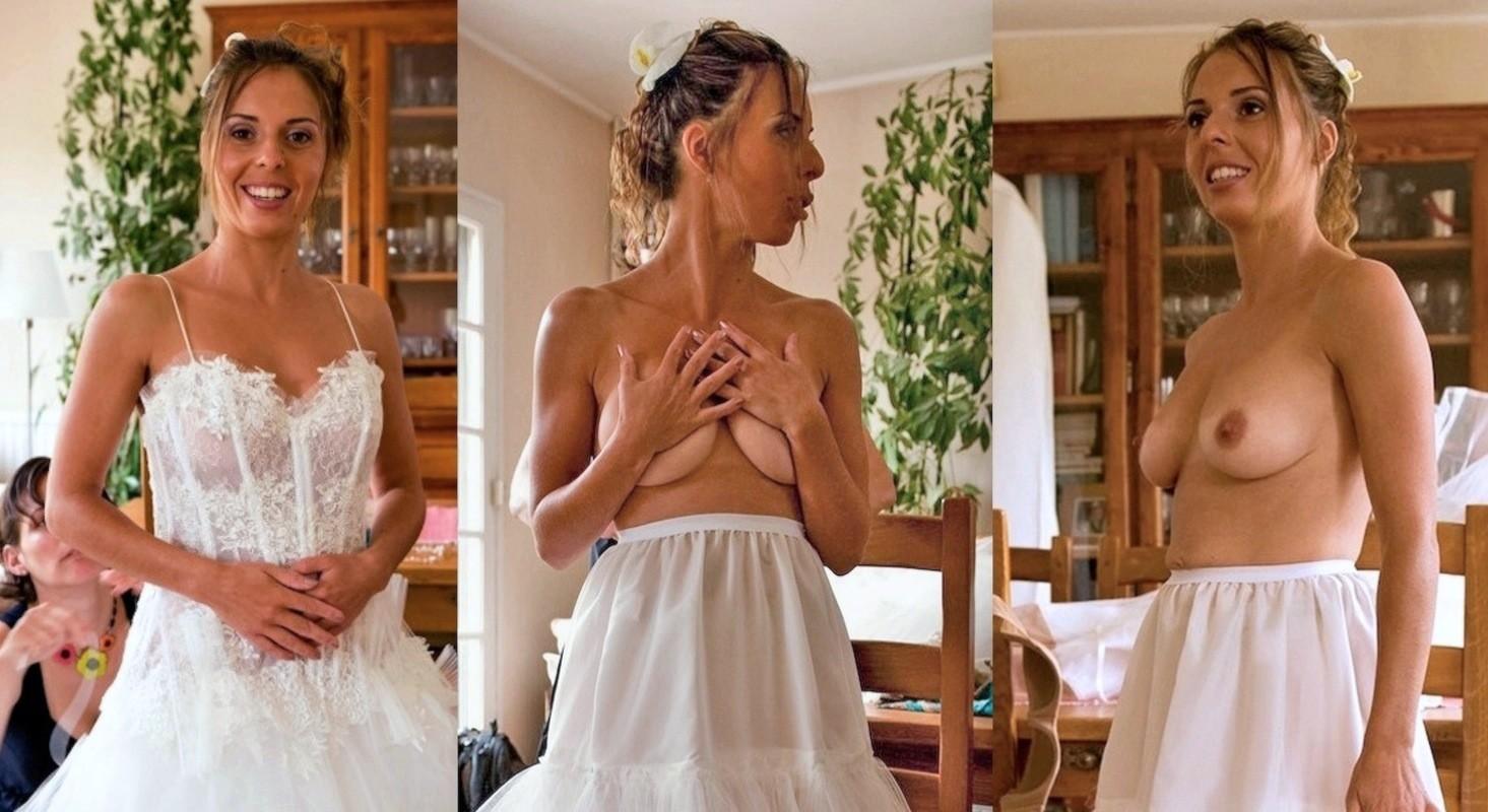 Засветы невест - подборка 024