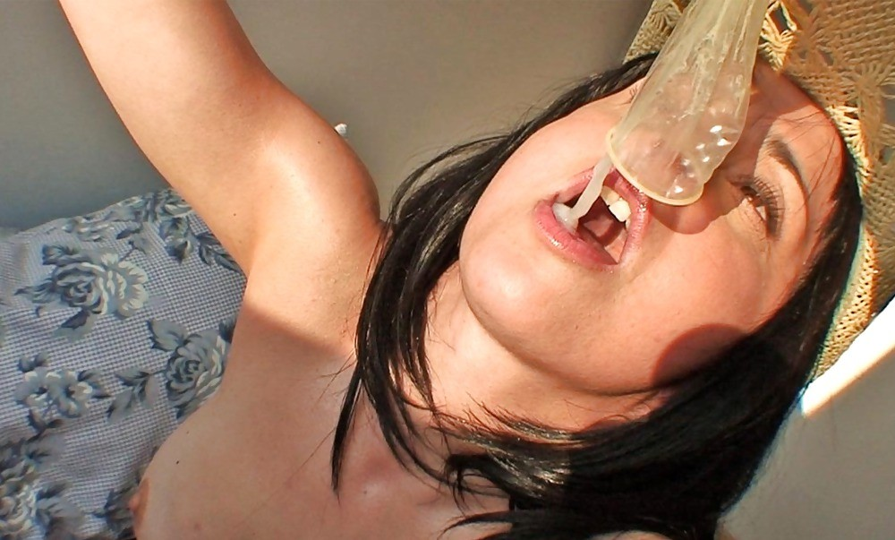 Drink most loads cum