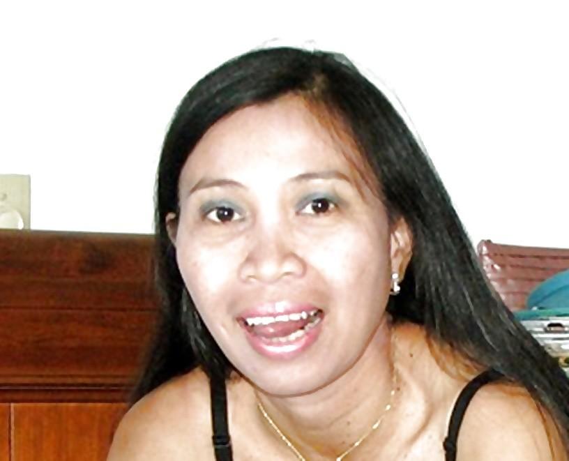 Зрелая филиппинская шлюха Джина
