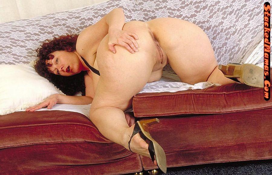 Fat yvette naked — img 9