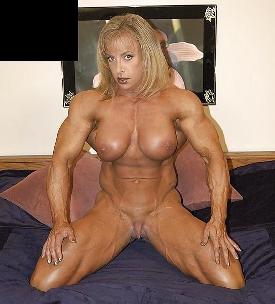 Muscular women pics
