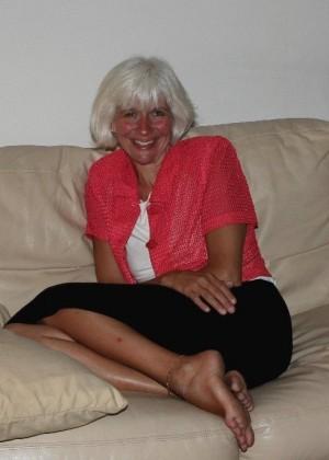 Сексуальная матюрка Жаклин