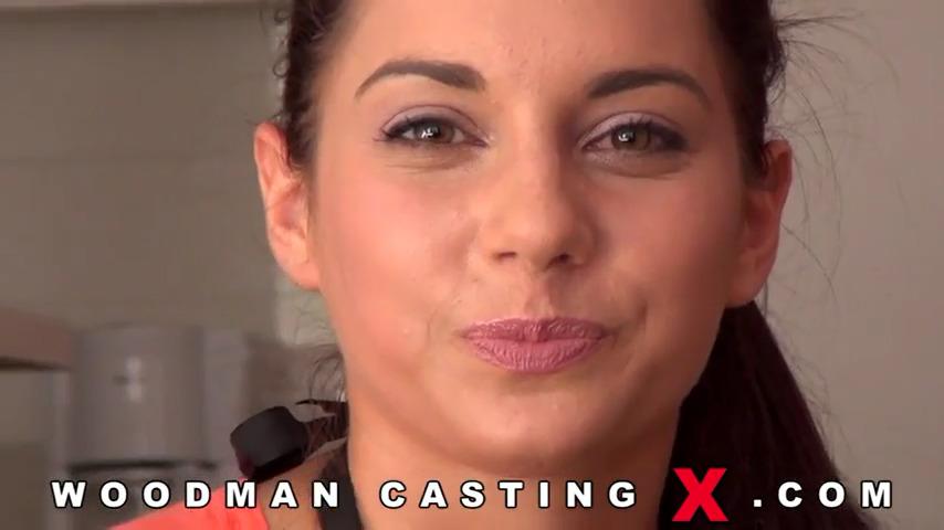 Венгерская красотка Jenny Glam на кастинге Пьера Вудмана