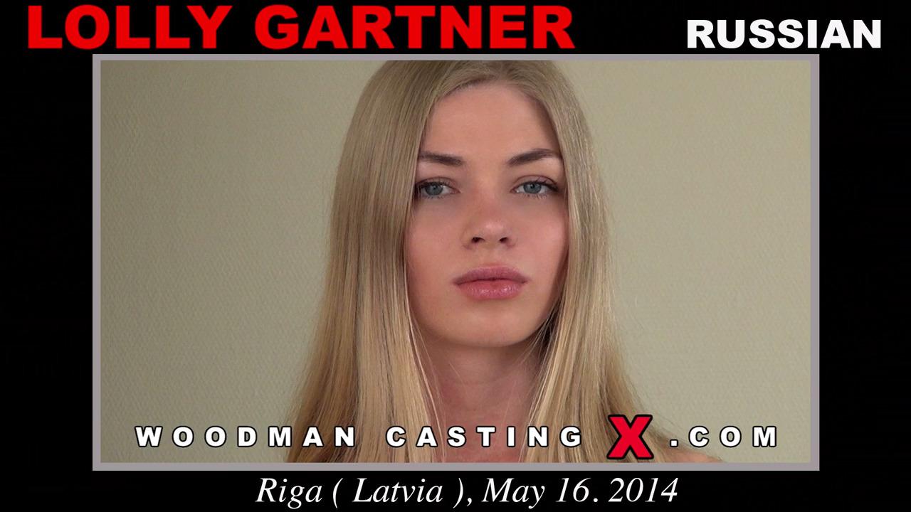 Русская модель Lolly Gartner полизала жопу Вудману