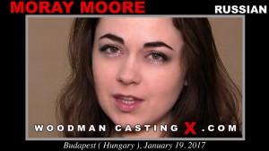 Moray Moore раздевается на интервью у Вудмана