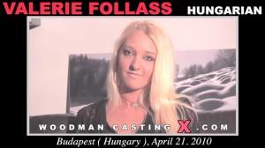 Венгерская белокурая пыша Valerie Follass в гостях у Пьера Вудмана