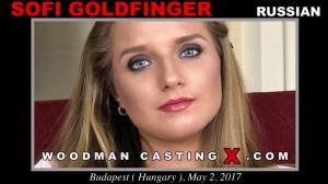 Вудман интервьюирует Sofi Goldfinger