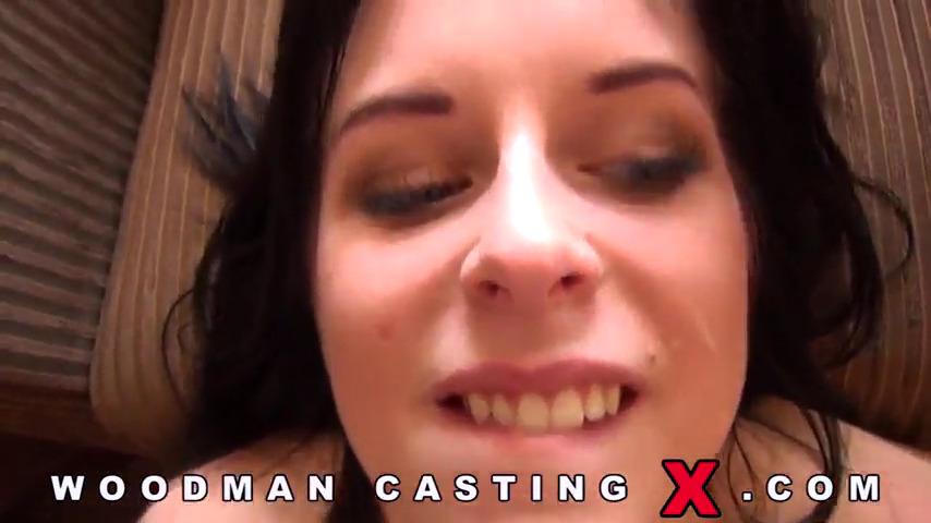 Daniella Rose проходит кастинг Вудмана