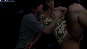 Занимаются сексом в кинотеатре и дома