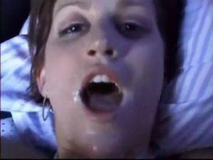 Eve Lawrence - компиляция камшотов