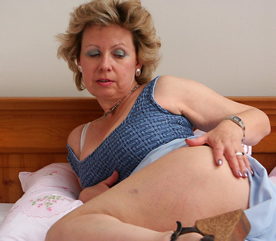 Beautiful russian mature woman