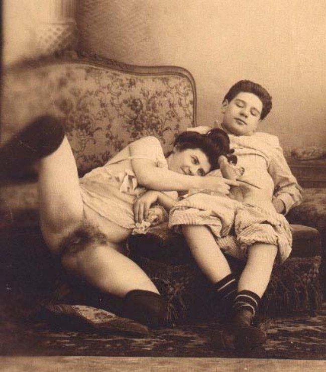 Порнол 19 век