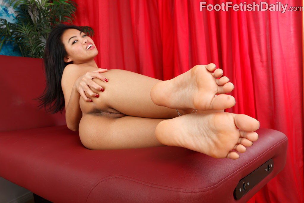 Skin diamond hardcore foot fetish