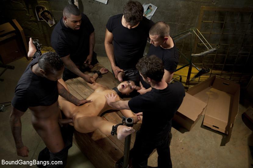 Asa Akira, James Deen, Mr Pete, Jon Jon, Ramon Nomar, Rico Strong - Галерея 3390735