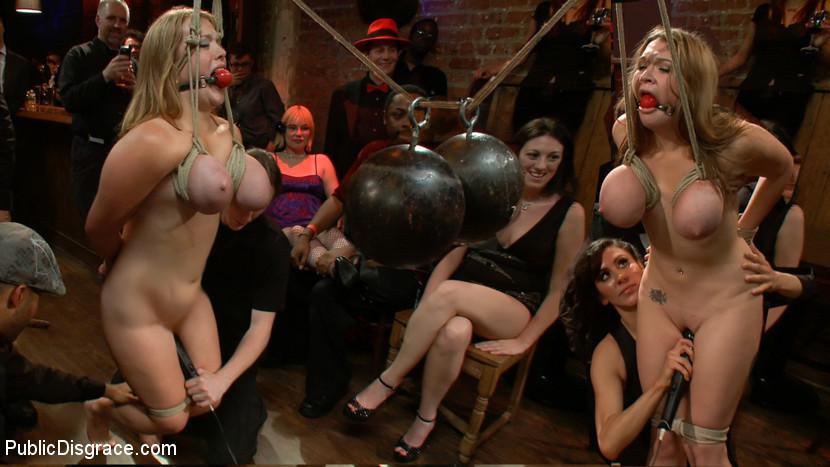 Сексуальные рабы голые