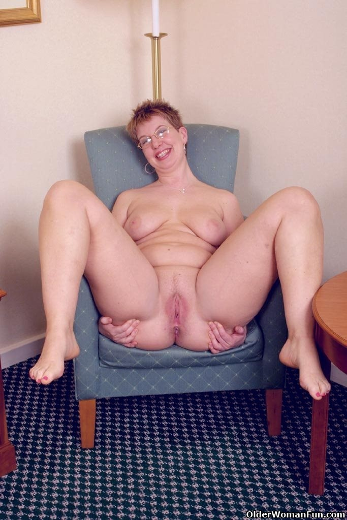 Hairy hand job mature video woman