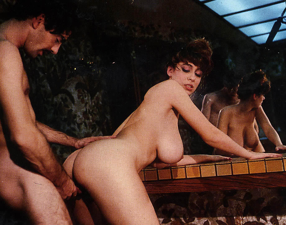 Кристи Кэнон на старых порно фото для истинных поклонников старых шедевров