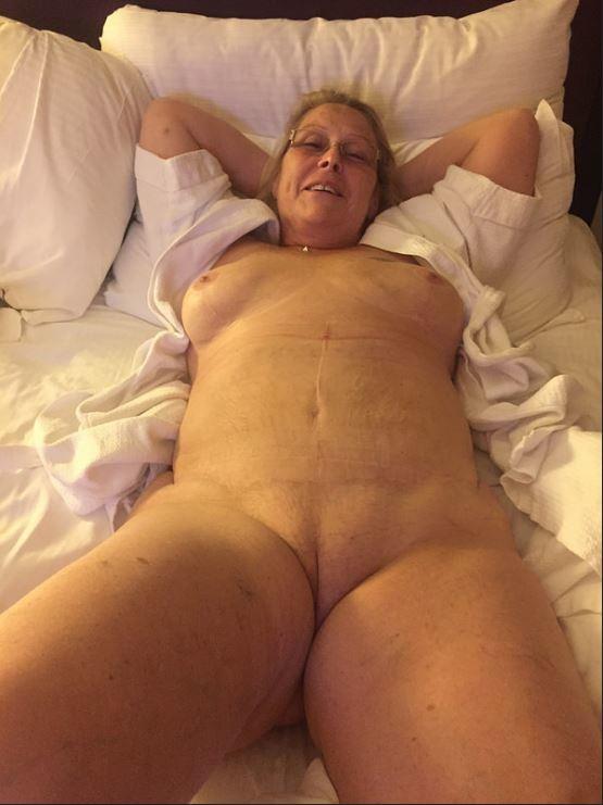 Секс с пожилой женой