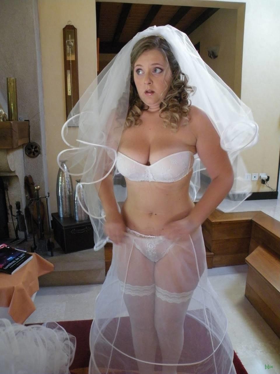 Секс с невестами клипы порно