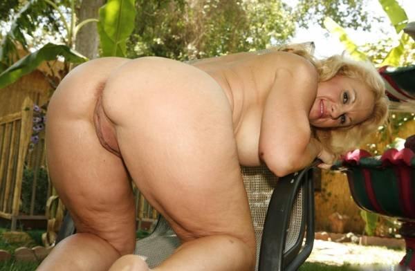 порно зрелых баб на природе