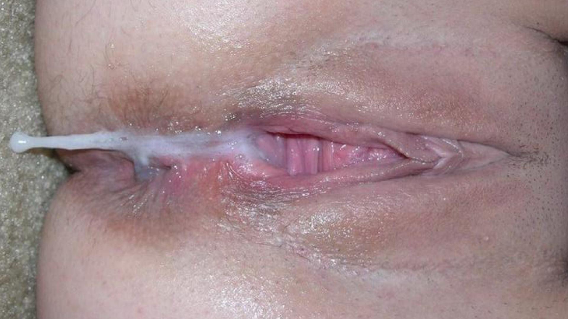 порно hd сперма вытекает из писи