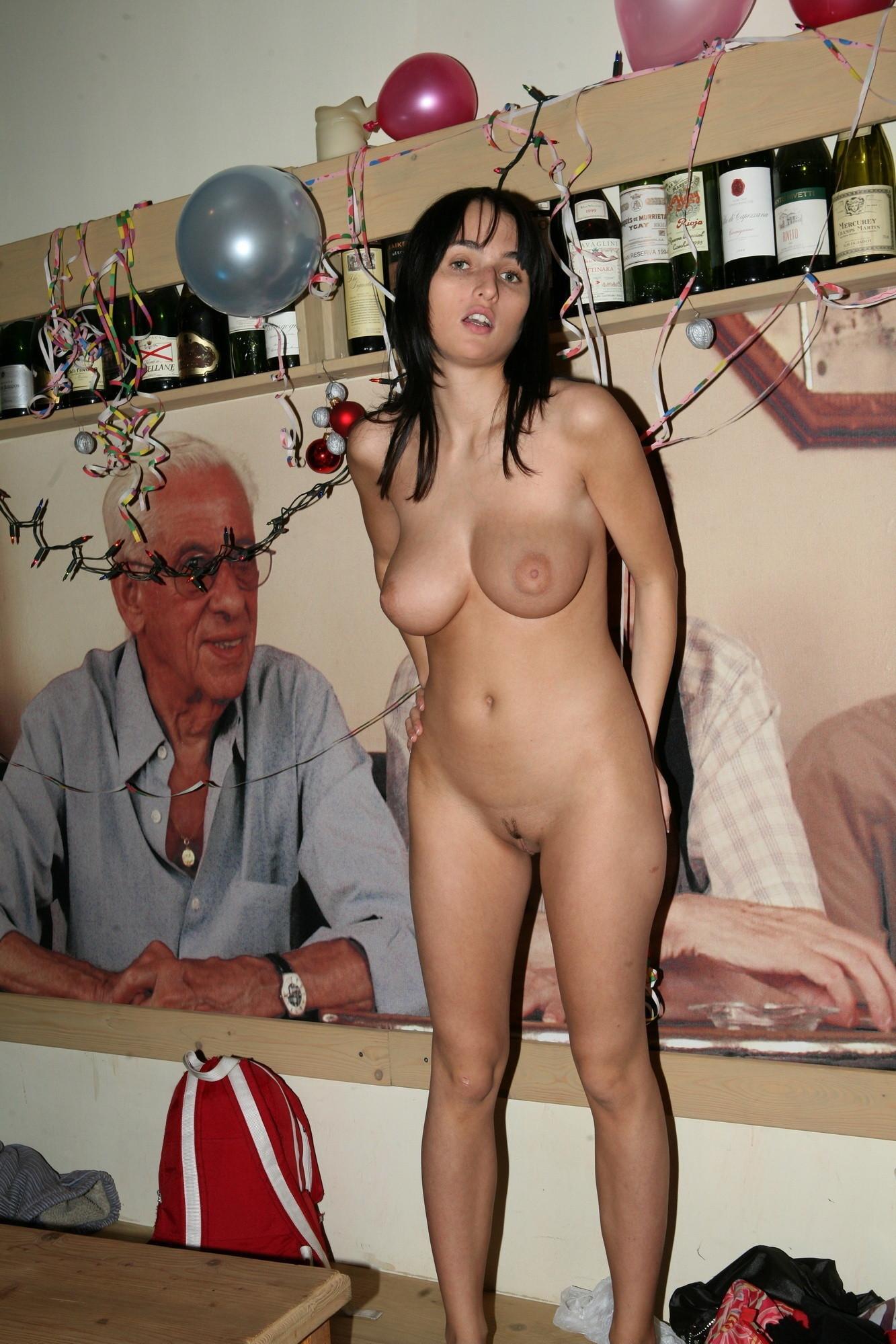 Просто голые девушки - подборка 004